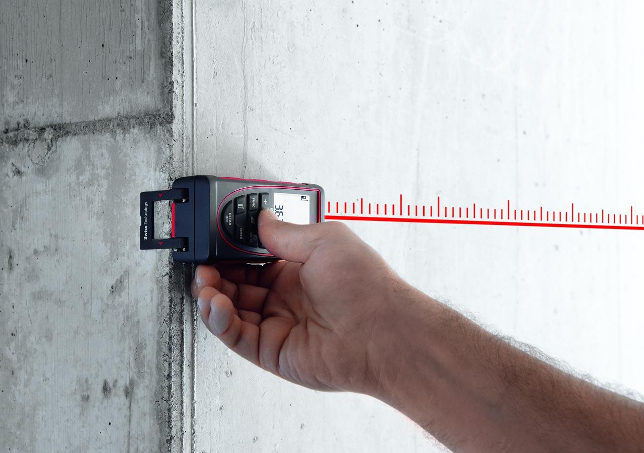 Leica Disto| Leica Geosystemsac Industriedesign | Produktdesign Agentur München | Studio | Büro | UX Design | Interface | BUDDE BURKANDT DESIGN
