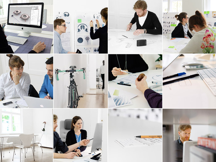 Industriedesign | Produktdesign Agentur München | Studio | Büro | UX Design | Interface