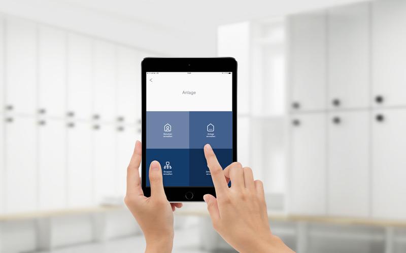 user interface Digitaler Drehgriff | Industriedesign | Produktdesign Agentur München | Studio | Büro | UX Design | Interface | BUDDE BURKANDT DESIGN