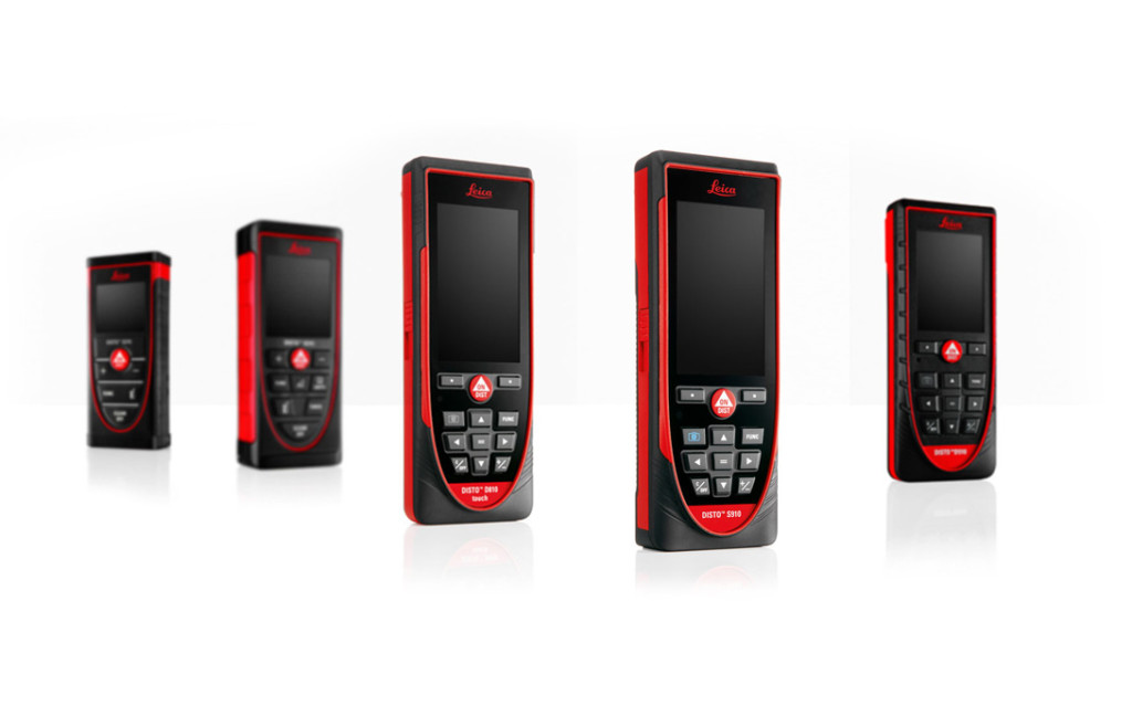 Leica Disto Design The laser distance meters Disto D810 Touch, Disto D510, X310 and D210, from the company Leica Geosystems, were presented in 2013 and form the prelude to a new Disto generation. BUDDE BURKANDT DESIGN translated the robust yet precise features of this new generation into a clear, powerful design language with precisely formulated details. The housing design of the new Disto generation was developed by BUDDE BURKANDT DESIGN together with Leica Geosystems up until it was ready for market.Industrial design tool by budde burkandt innovation design agency - studio for product design - industrial design - ui ux design in munich germany.