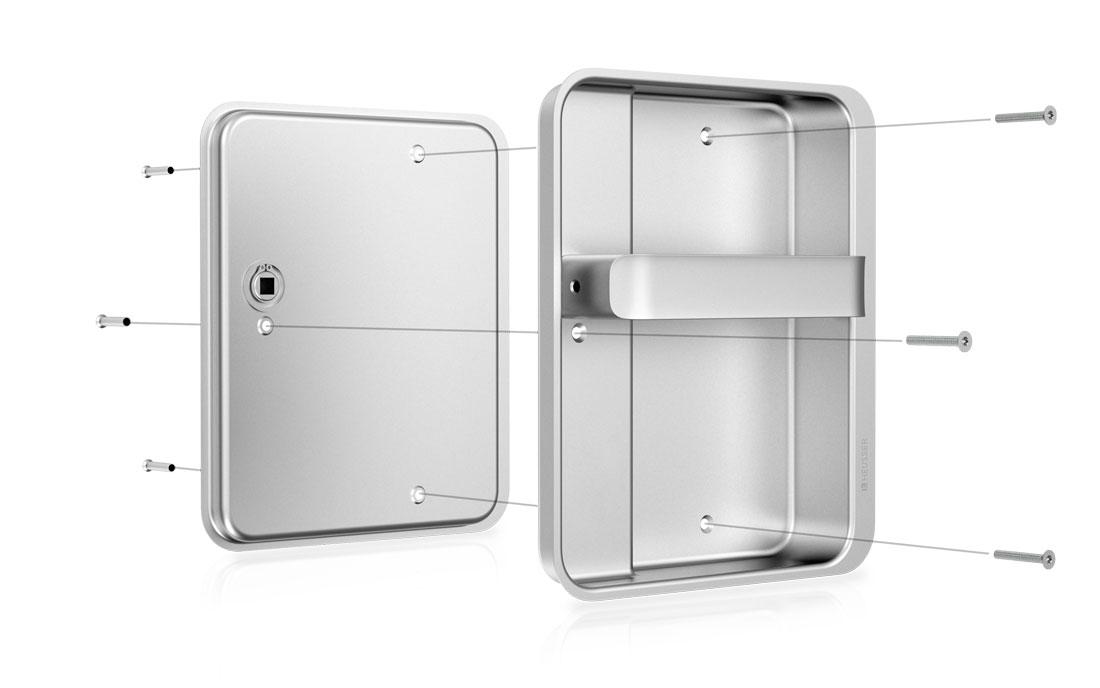 BUDDE BURKANDT DESIGN IF Award HEUSSER UX Design UI Design Innovation