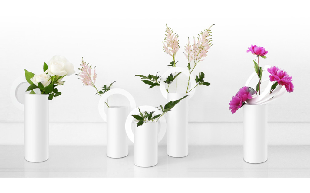 Rosenthal Vases design In 2013, the creation of objects has been the focal point of a series of vase designs developed by BUDDE BURKANDT DESIGN. They pursue the idea of a vase as a sculpture. Even without flowers, vases are independent objects whose inherent tension and excitement can be heightened with the addition of a single bloom. Rosenthal vases by budde burkandt innovation design agency - studio for product design - industrial design - ui ux design in munich germany.