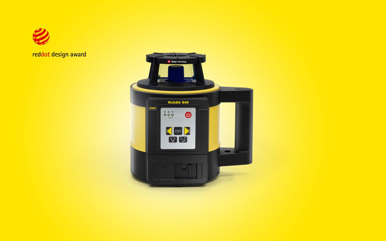 Leica Rugby Geosystems | Industriedesign | Produktdesign Agentur München | Studio | Büro | UX Design | Interface | BUDDE BURKANDT DESIGN